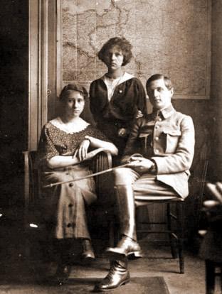 Zofia i Tadeusz Sygietynski